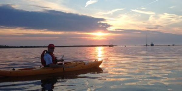 Guided Sea Kayaking -